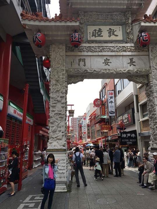 神戸グルメを上手に食べ歩き◎中華街で点心