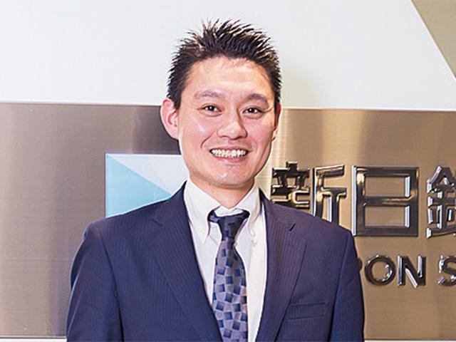 【vol.7】 新日鐵住金 大阪支社 宮田 博史さん