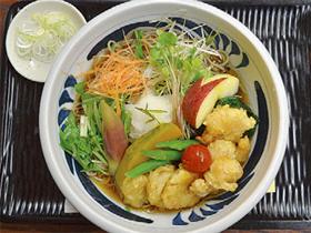 ワタシのスキ!「コシのある細麺は のど越しの良さが魅力」