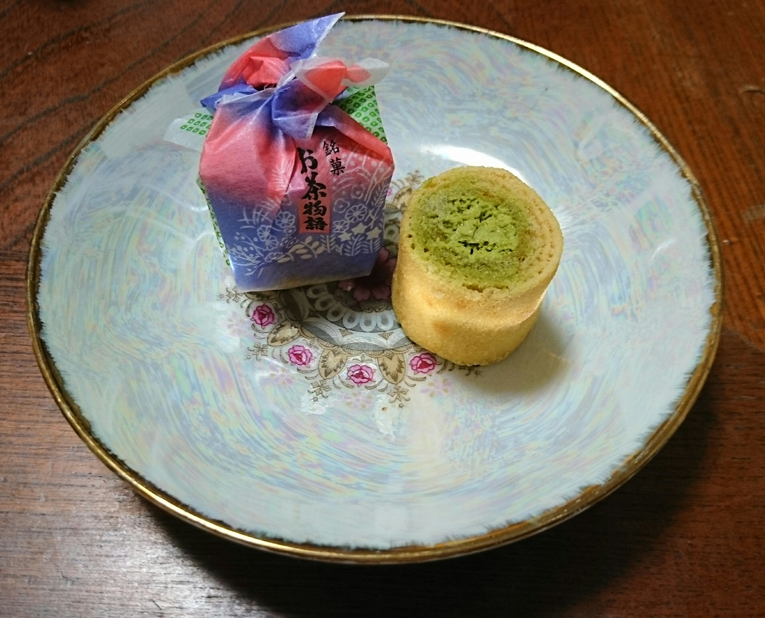 【お土産】静岡お茶スイーツ