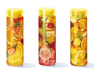 昨年は最大200人の行列!?  約4万通りの味を楽しむ「Fruits in Tea」専門店