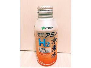 伊藤園の「水素水H2」と「アミノ水素水H2」で水素水生活、始めました