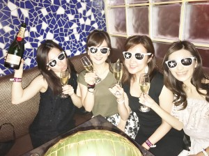 MOET PARTY DAY☺︎