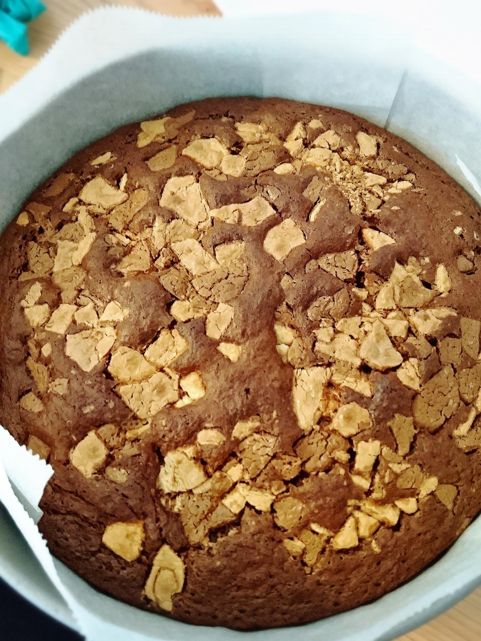 Minions egg chocolateを使って。
