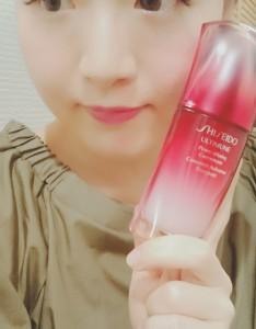 経過レポート【資生堂】アルティミューン美容液を使って