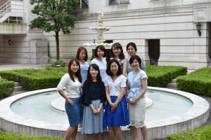 【横浜シティメイト】ドレスコードはサムシングブルー♡アフタヌーンティー