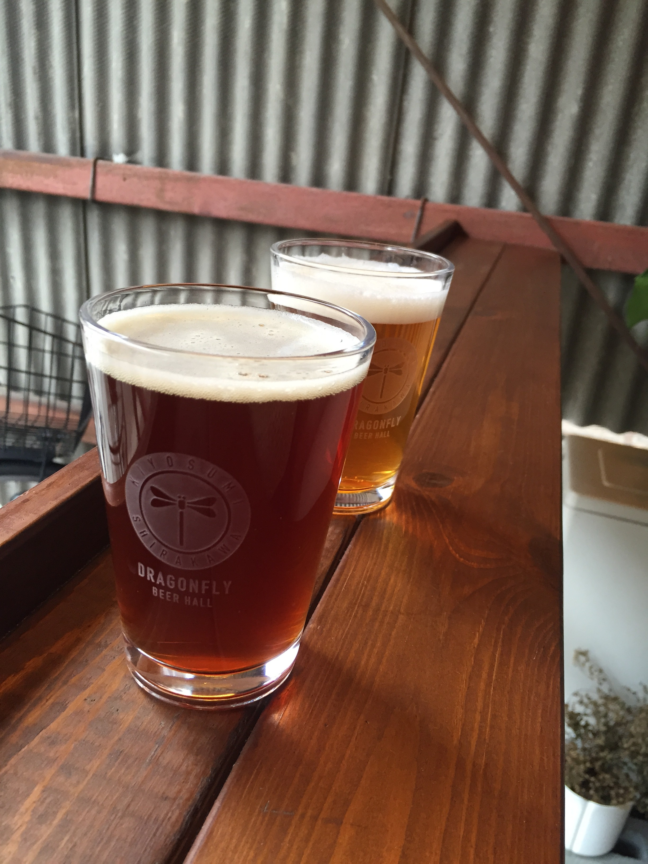 清澄白河で昼からクラフトビール♡#昼呑み女子