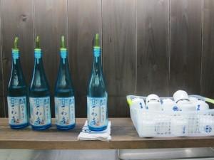 見学、試飲、散策◎夏のおすすめ日本酒の楽しみ方*小澤酒造***2回目