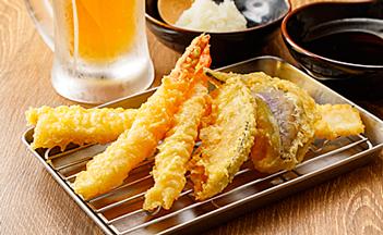 天ぷら食べ放題Gachi
