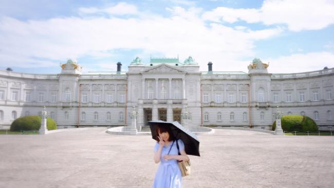 海外の宮殿のよう!迎賓館赤坂離宮に行ってきました!