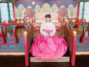 【韓国旅行】本格派スタジオで撮影!チマチョゴリを着て韓国体験!