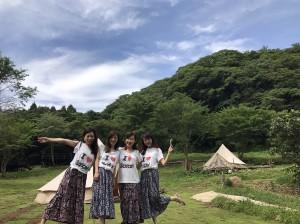 キャンプ場貸切☆The SOUTHERN PENINSULA