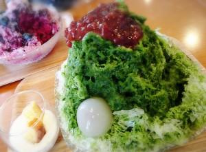 【かき氷】フルーツが絶品!