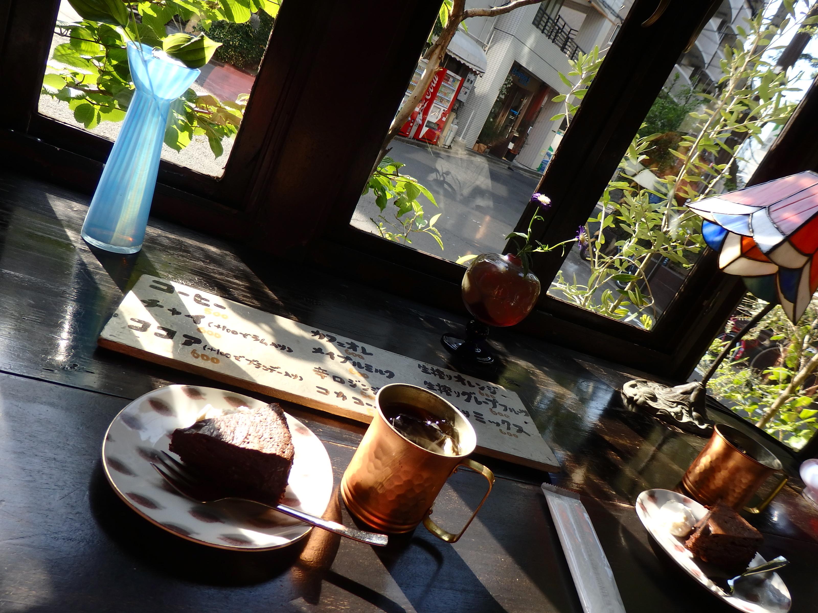 【Cafe*Vol.8】仙台街中にありながら緑あふれるゆったりカフェへ