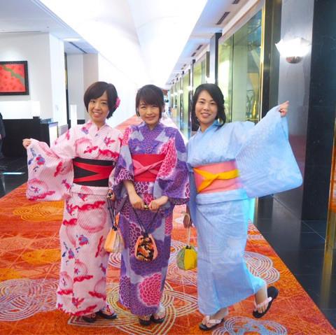 ホテル雅叙園東京の大人気プラン♡浴衣で百段階段・和のあかり展