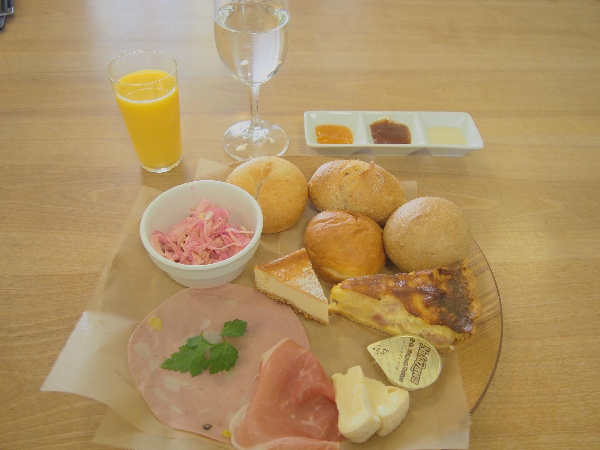 【表参道】おいしいモーニングが食べられる、パンとエスプレッソと