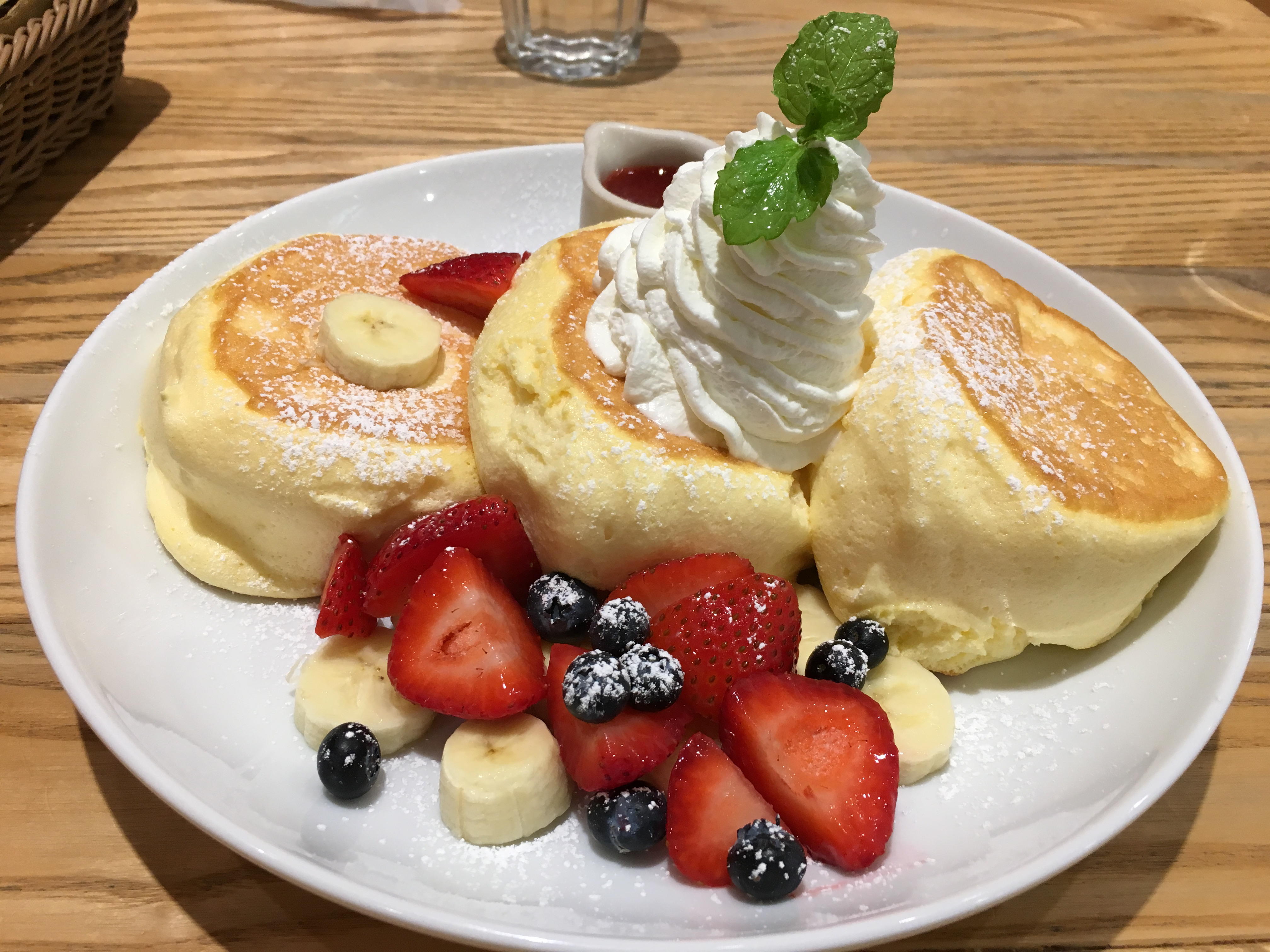 アメリカ創業60年のパンケーキ専門店☆ 吉祥寺★