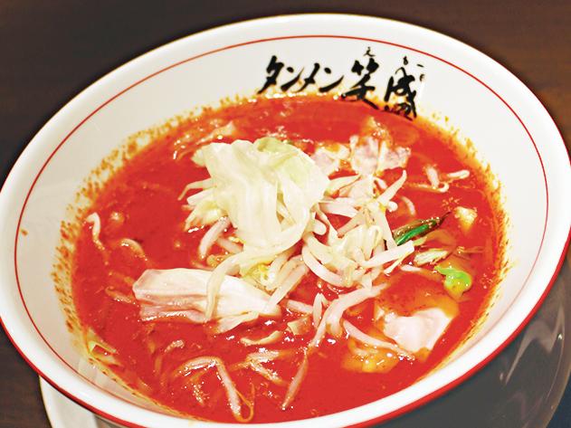 味噌ベース辛麺専門店「タンメン笑盛」、大名店に続き、天神南にオープン!