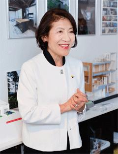 「横濱元町 AA STUDIO」代表 一級建築士・一級カラーコーディネーター 青木恵美子さん
