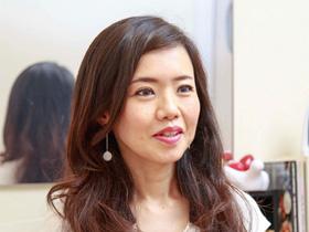 BURNISHヴォーカルスクール役員・講師 細谷美沙都さん(43歳)