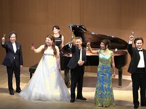 【50人を無料招待!】オペラ初心者のための「椿姫」セミナー&ミニコンサート