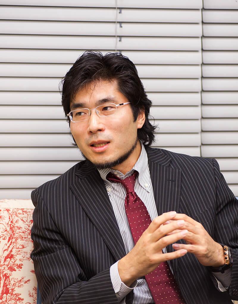 福田 洋先生