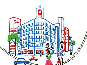 やっぱりおしゃれな街 が好き? 2017東京OLが本当に住みたい街ランキング