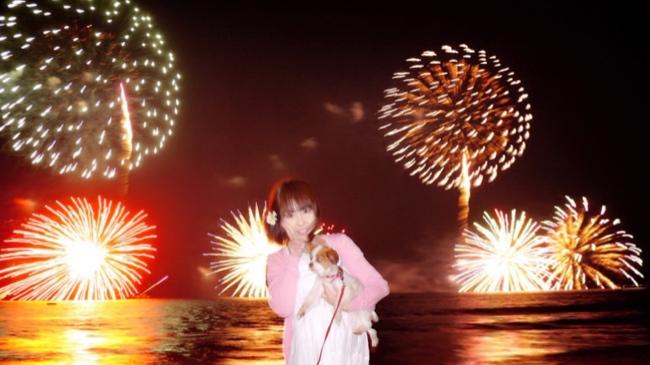 まだ今年あと1回ある!花火と一緒に写真が撮れる神奈川県の穴場花火大会☆