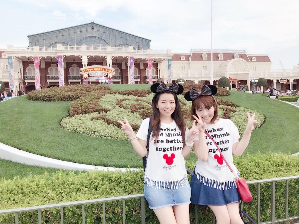 夏の東京ディズニーランド!ランドホテルのランチビュッフェがすごい!!