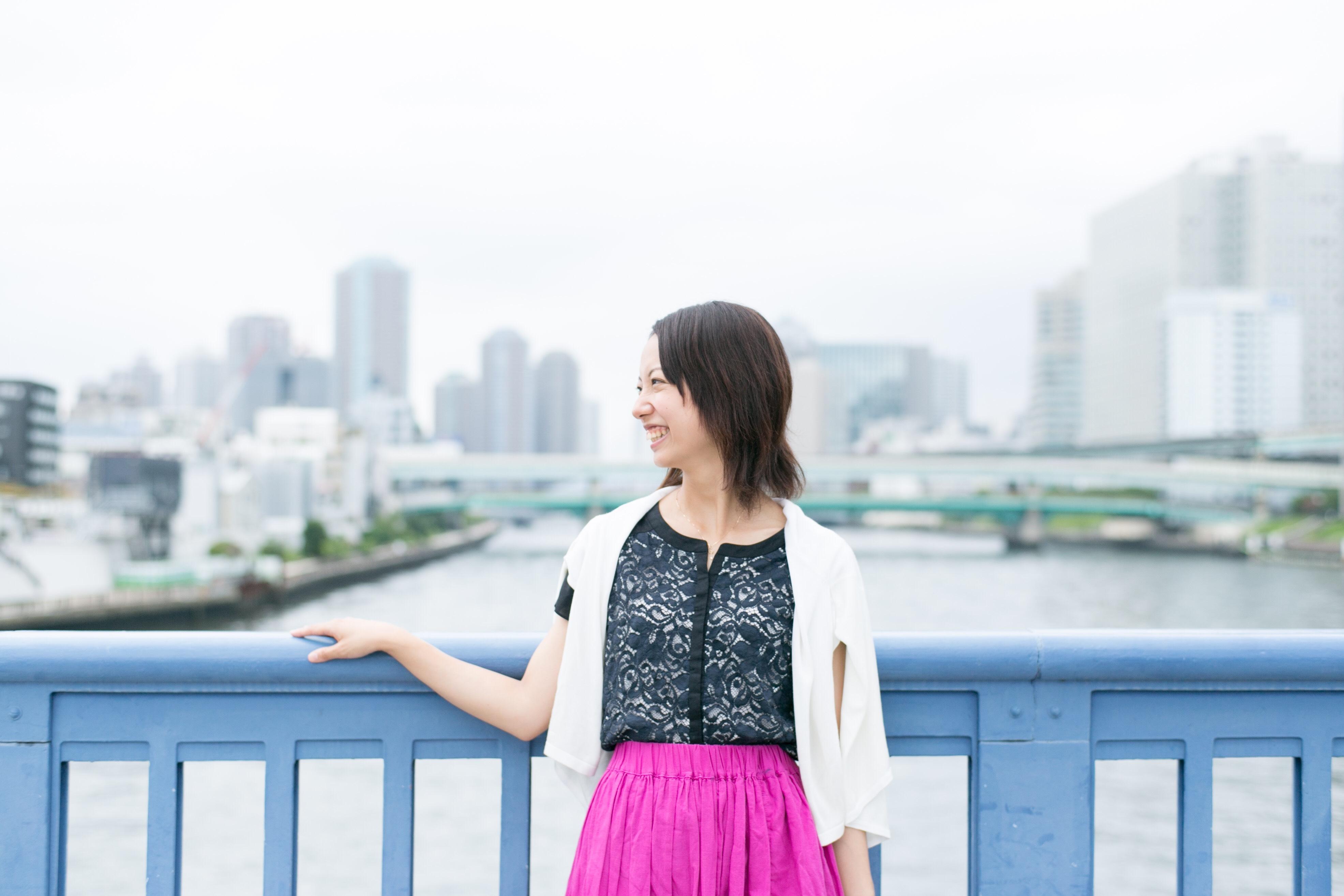 女の子を可愛く撮ってくれる♡プロフィール写真撮影体験②