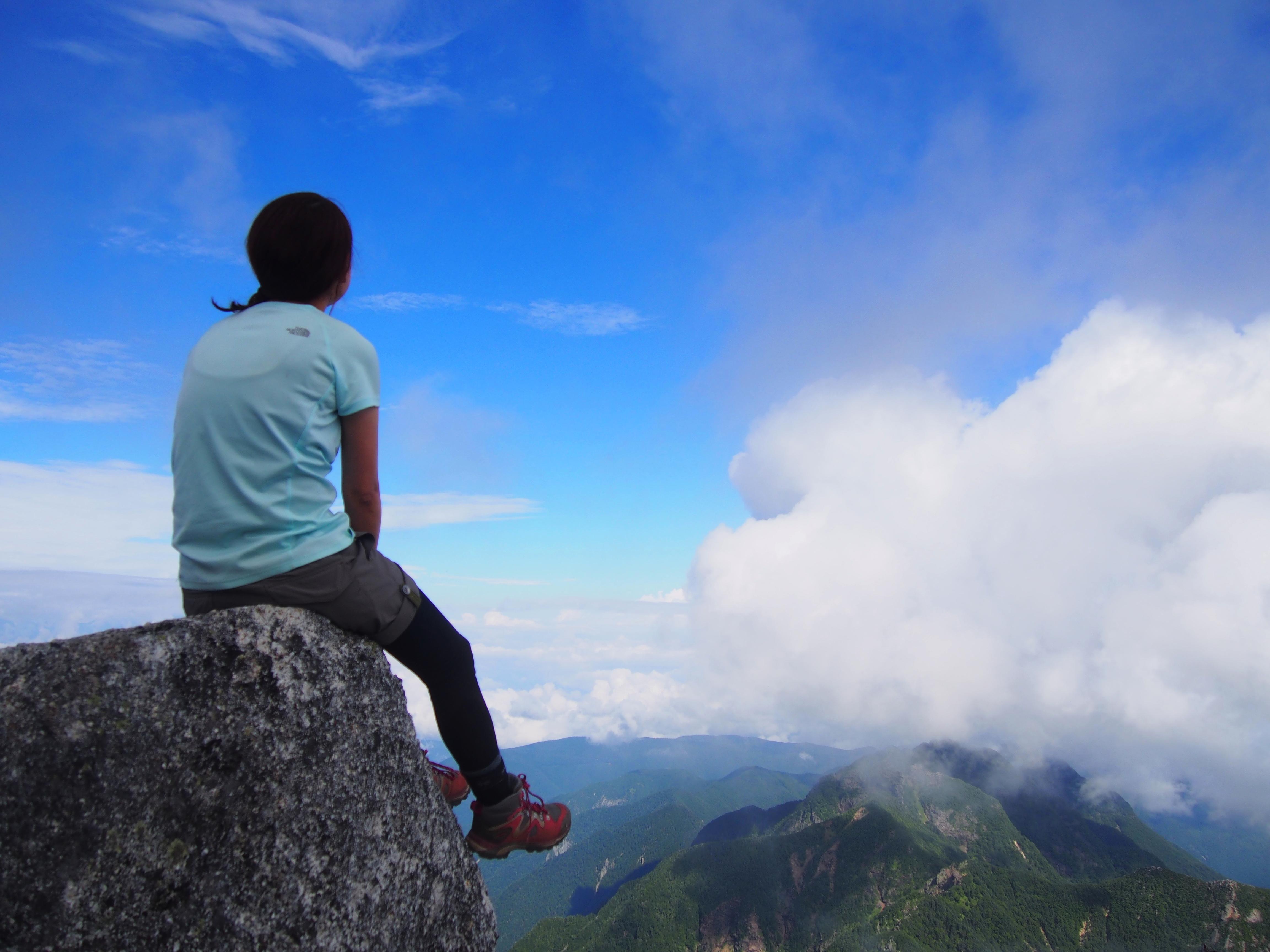 【山の日】南アルプス 仙丈ヶ岳・甲斐駒ヶ岳④ ‐甲斐駒ヶ岳登山編‐