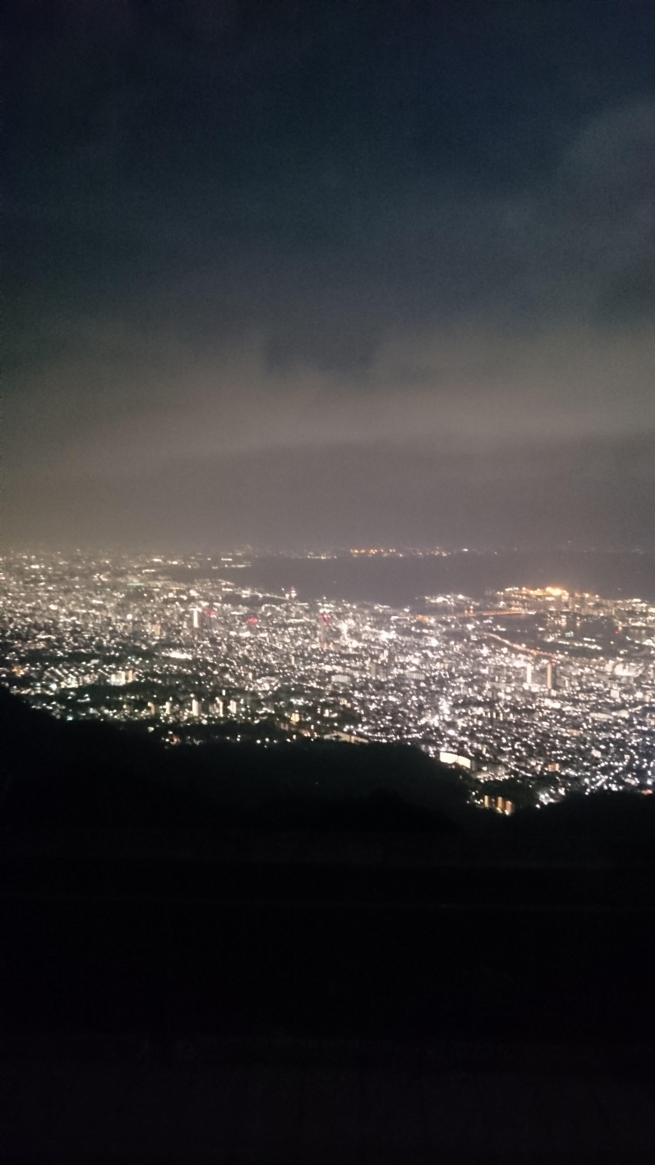 日本三大夜景(*^^*)神戸有馬温泉の旅 2