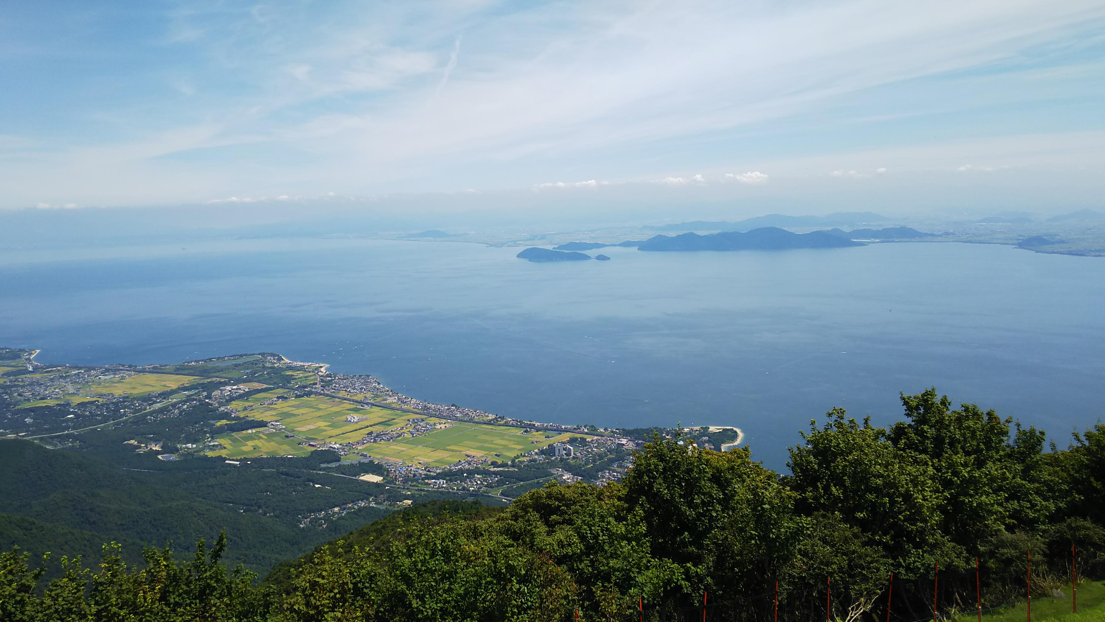 絶景すぎる!琵琶湖テラスと滋賀の魅力発見の旅①