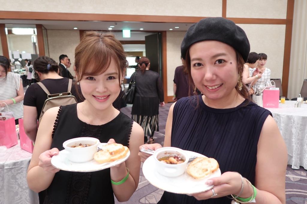 リーガロイヤルホテル京都でシティ女子フェスが行われました!!