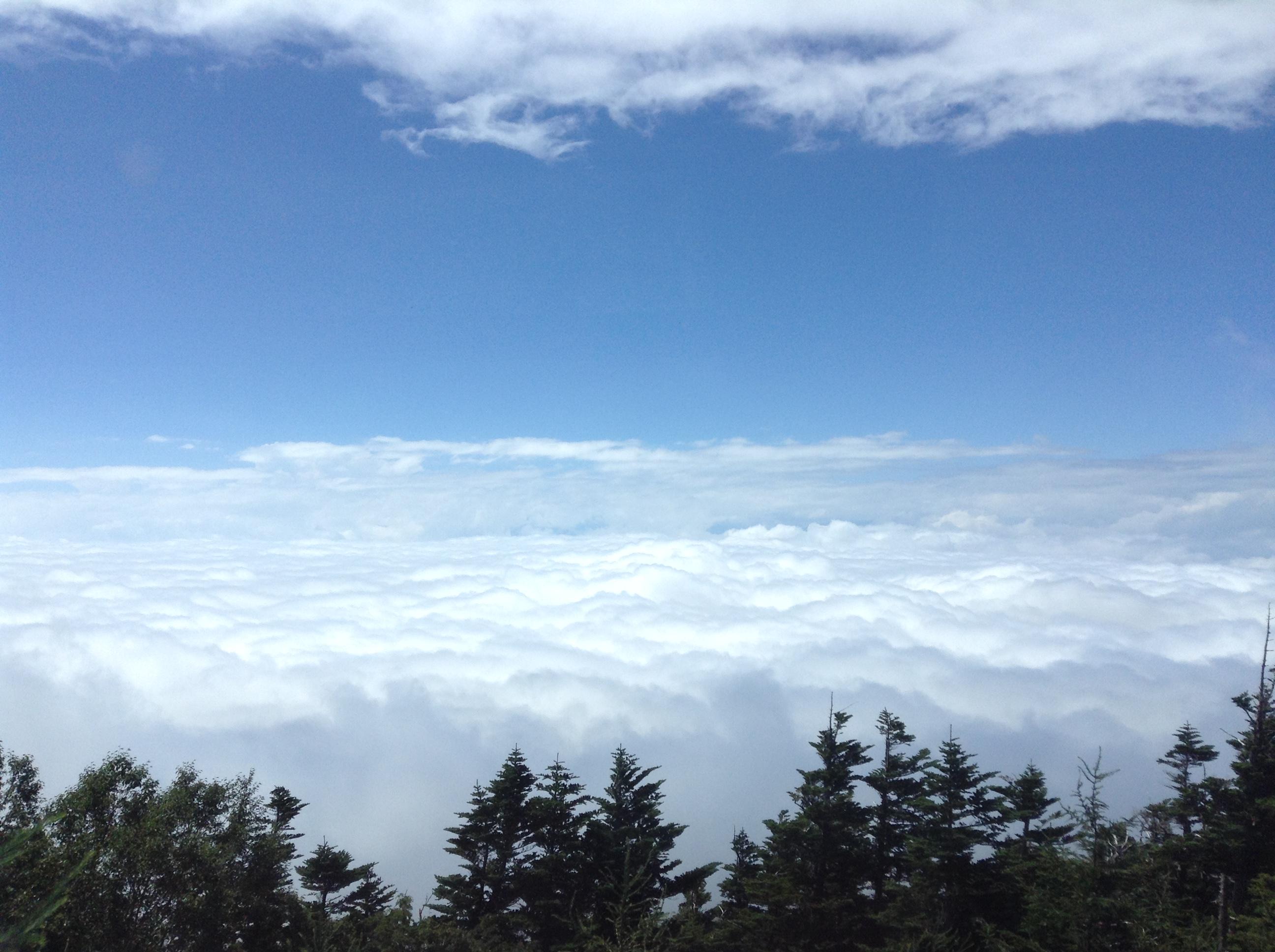 富士山3500M登山記録①☆超初心者の限界への挑戦