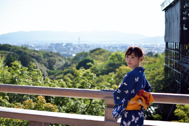 【京都】清水寺【パワースポット】音羽 清水のご利益を授かれる