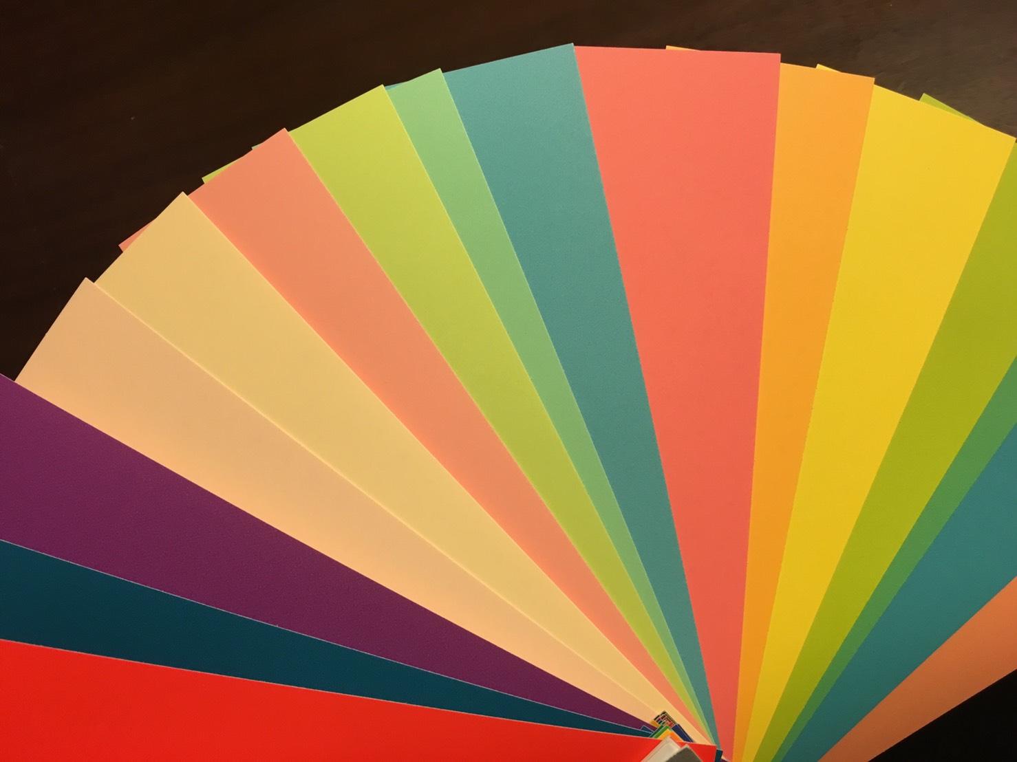 本当に似合う色を見つけましょう★パーソナルカラー診断