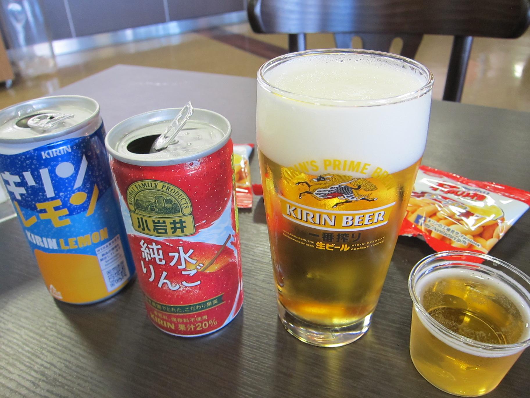 国内ビールメーカー最速の2,000本!!*キリンビール 神戸工場***