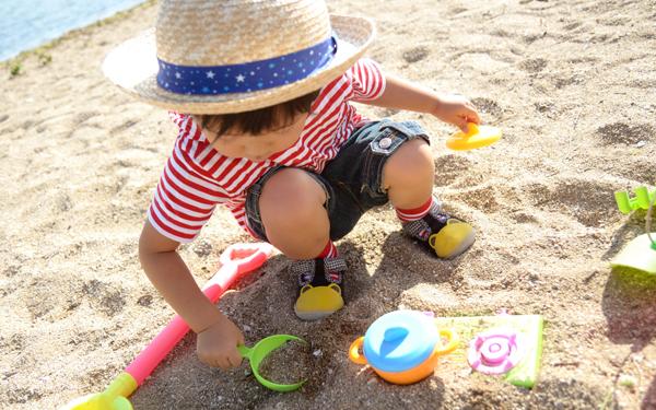 【シリーズ・遊びも丸ごと脳育 Vol.1】子供は砂場で遊んでいるわけではない!