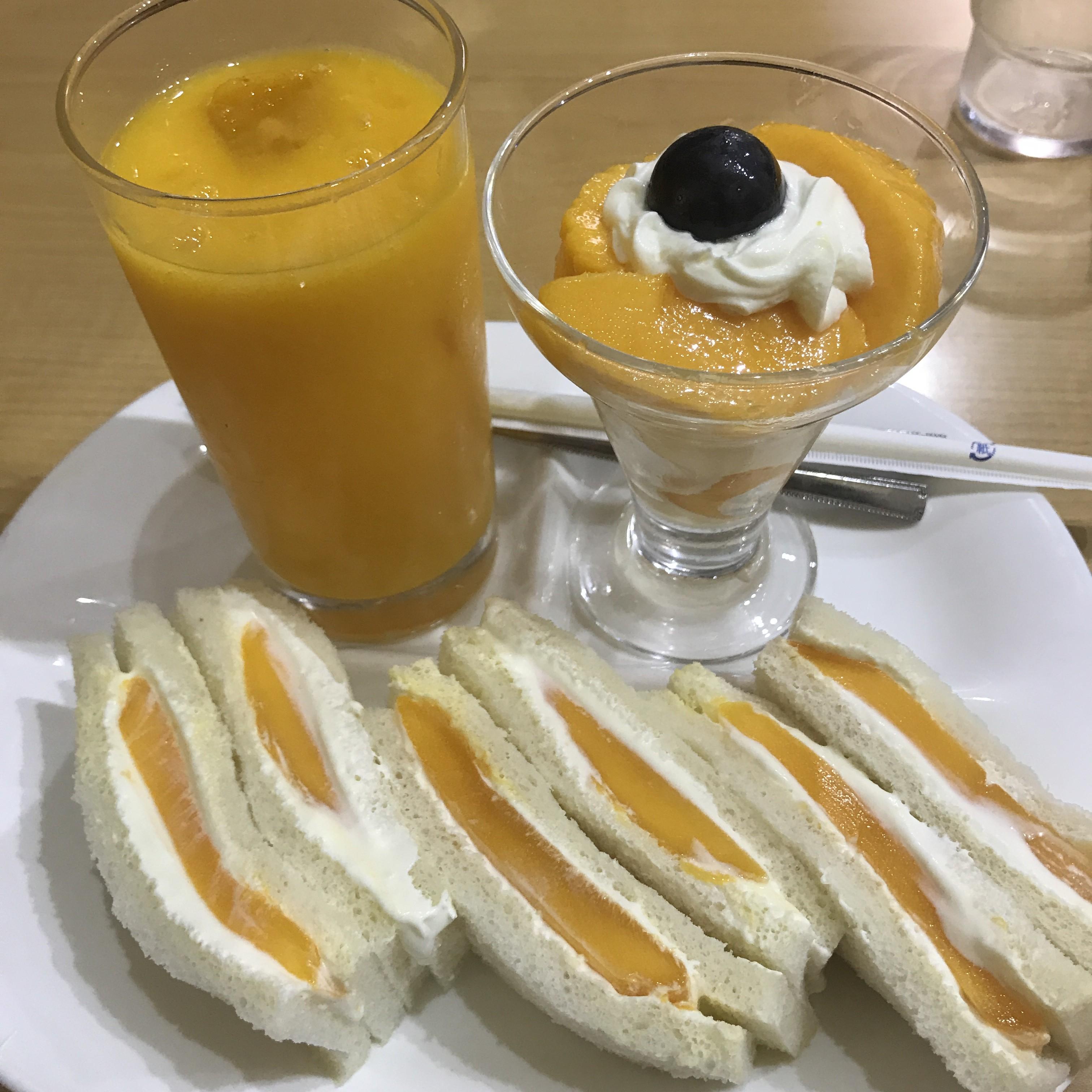京都の人が語る。フルーツパーラーヤオイソのフルーツサンドの実力!