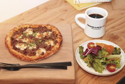モリヒコ ピザ
