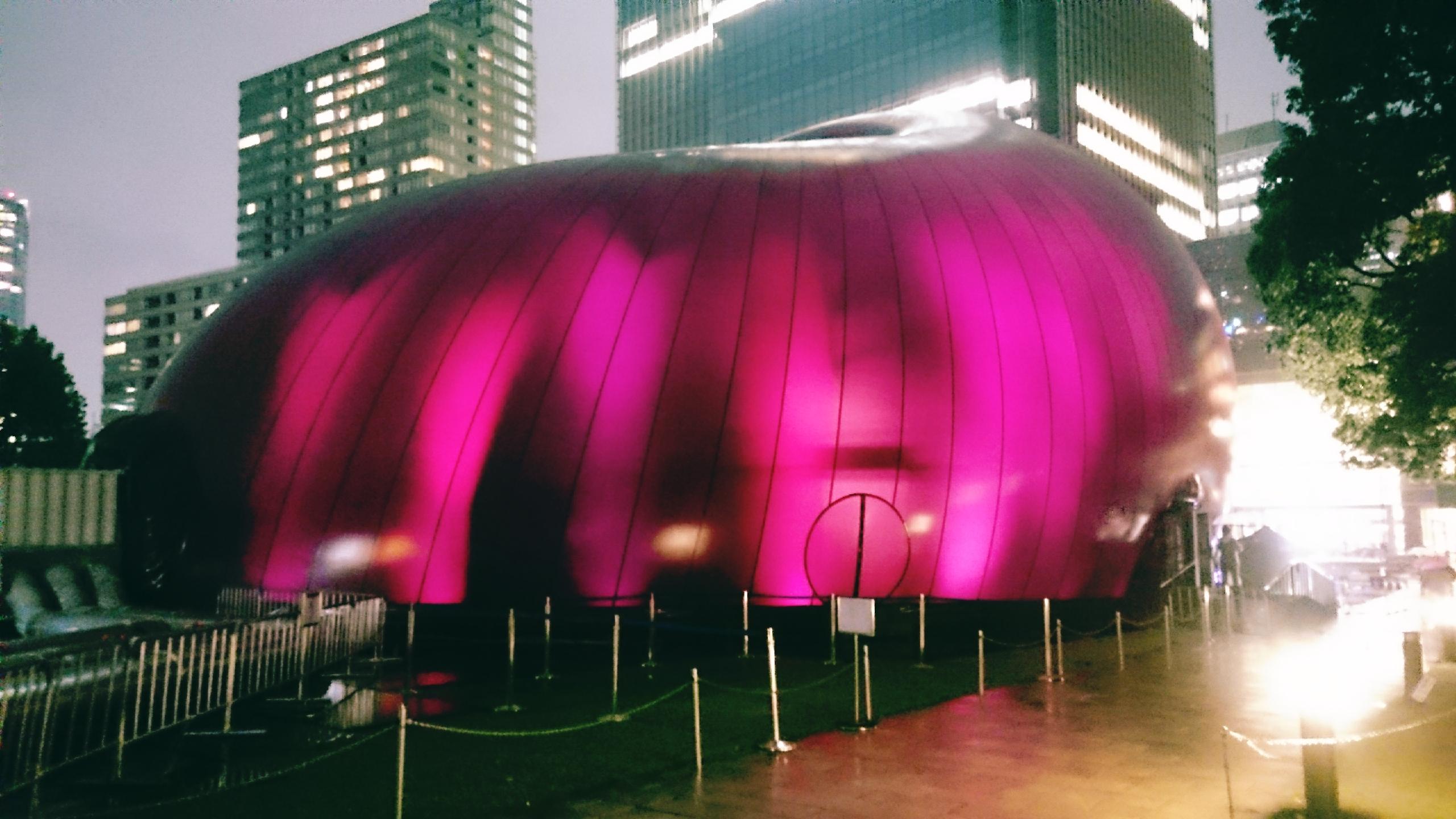 【私が秋におすすめする芸術】移動式コンサートホール『アーク・ノヴァ』
