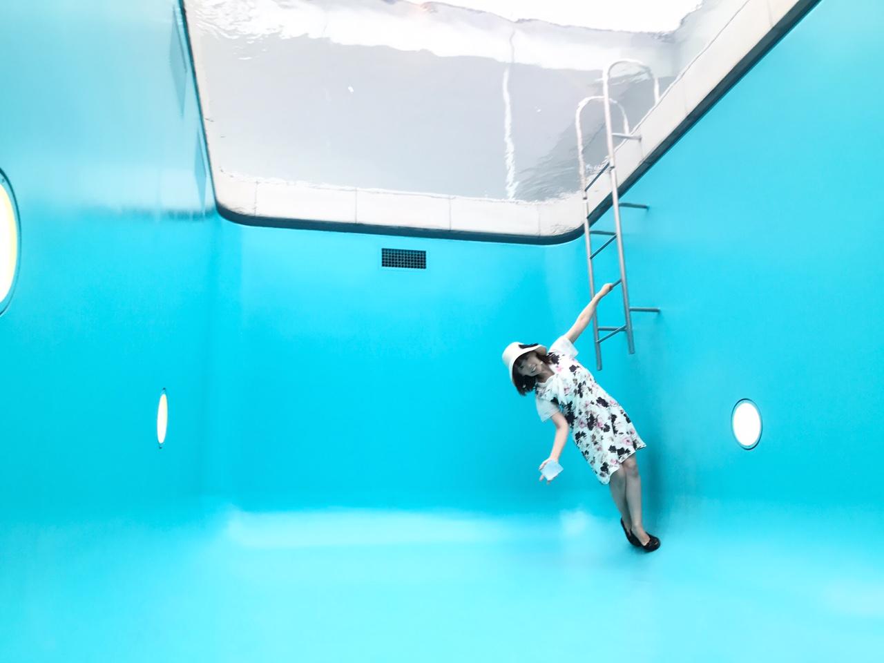 金沢旅行 続編!!21世紀美術館と有名な寿司&フレンチランチ♪