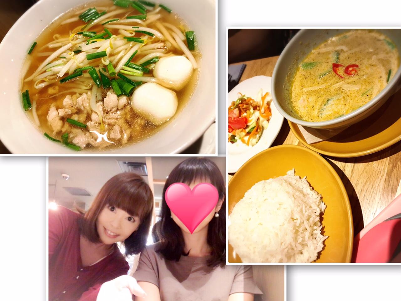 横浜お洒落なマンゴツリーカフェで本場タイ料理!ランチは1000円で満腹