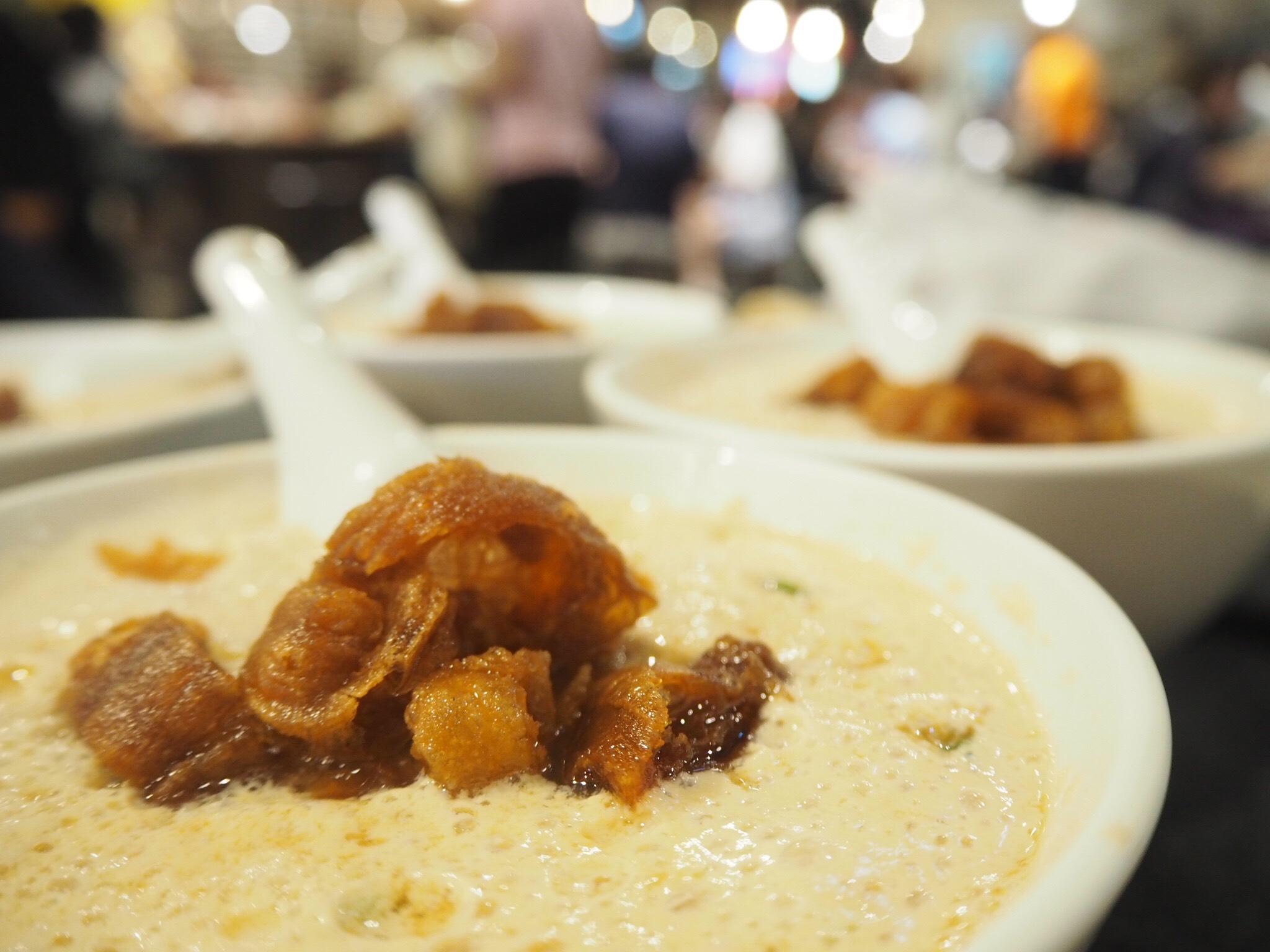 【モーニング】台湾での朝ごはん♪安くて美味&大人気!鹹豆漿って何?