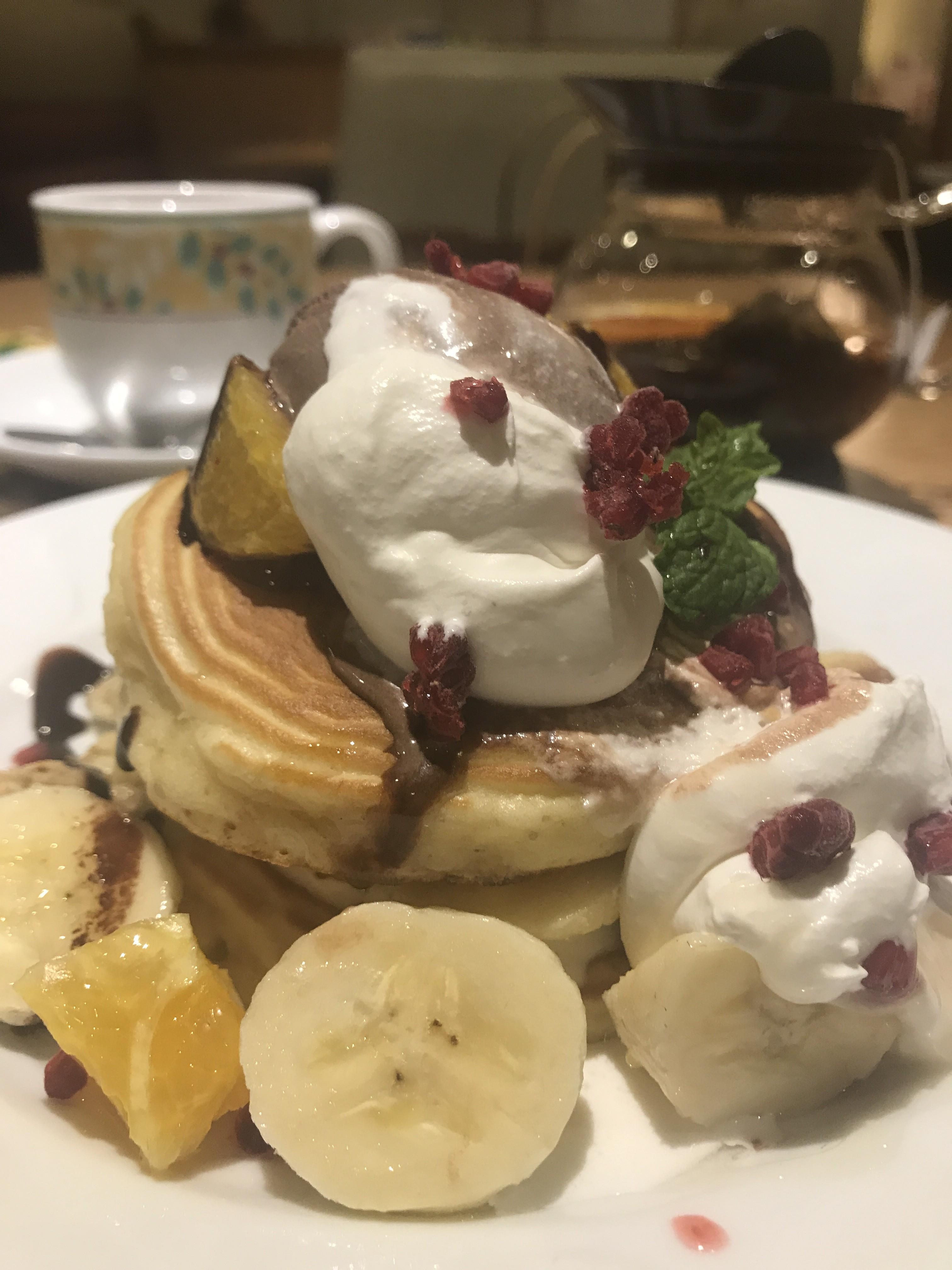 《絶対お得》デニーズの誕生日クーポンで豪華パンケーキが無料!