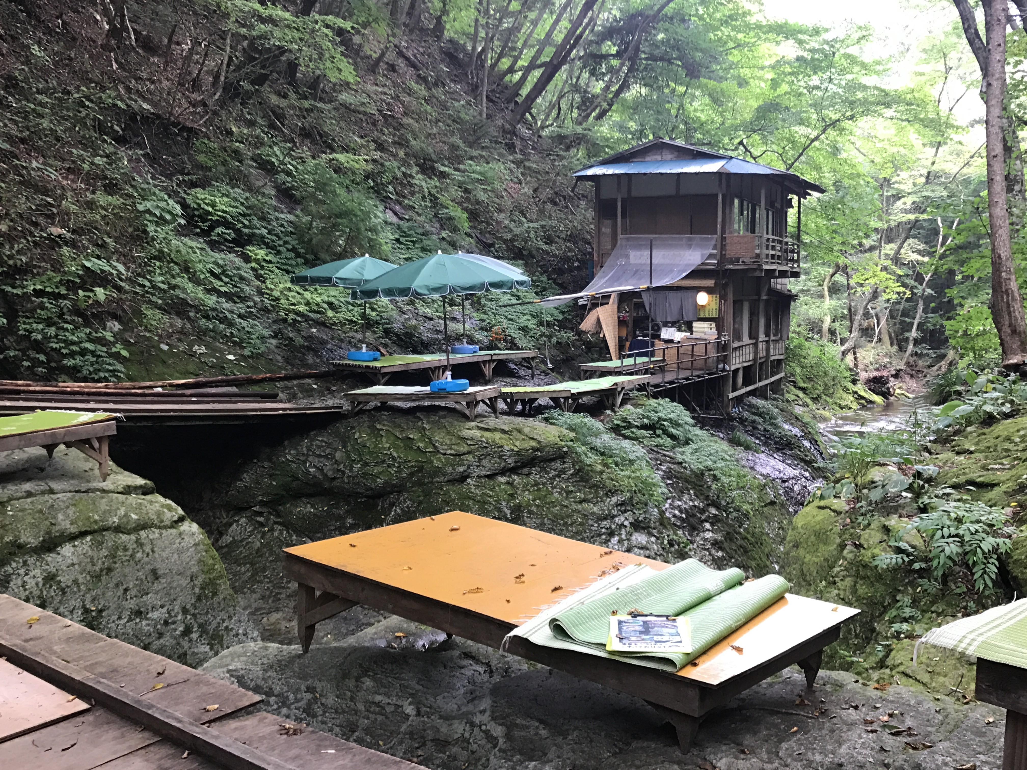 那須の秘境に素敵なお茶屋さんあり!