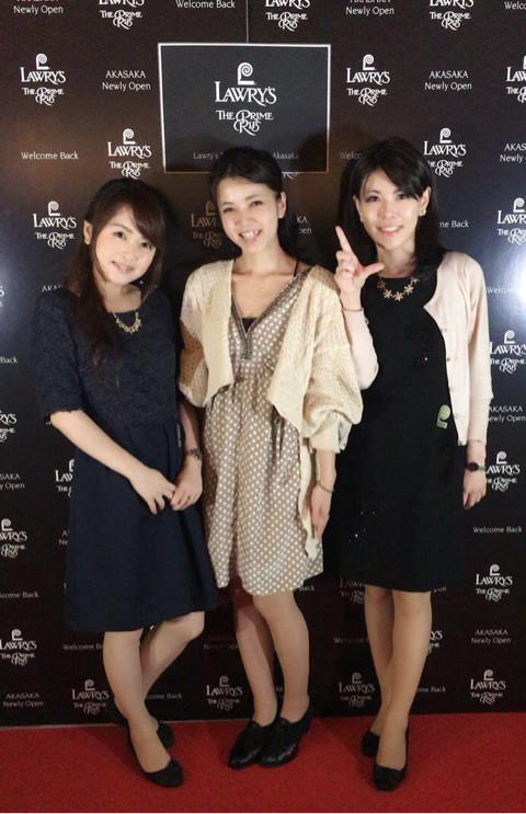 9/29NEW OPEN♡ロウリーズ・ザ・プライムリブ赤坂店