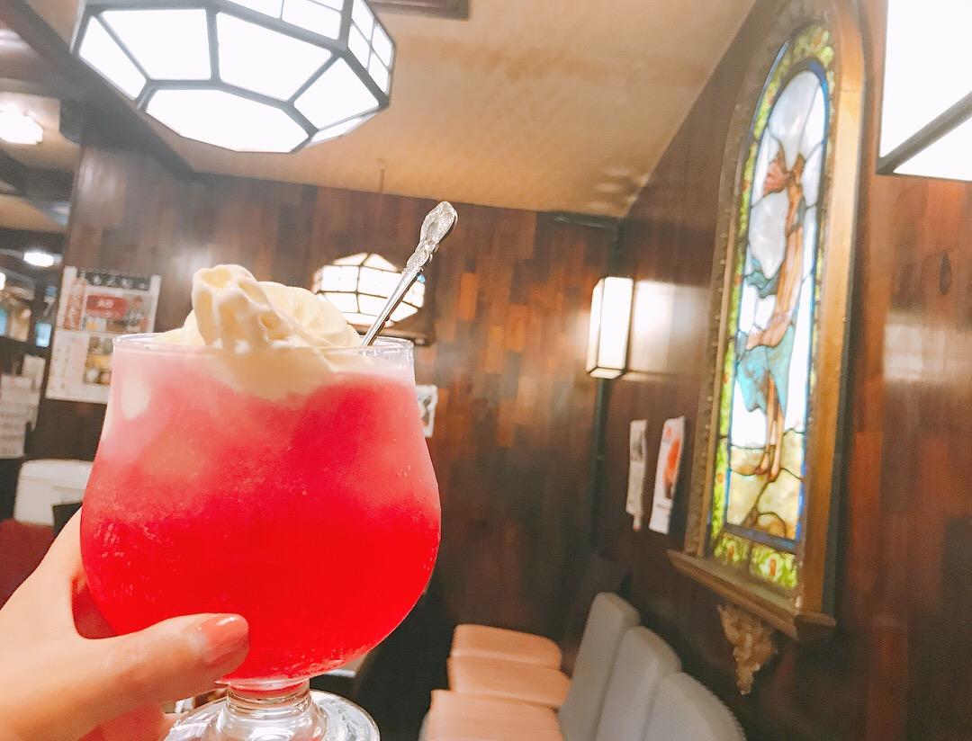 浅草にある純喫茶へ!
