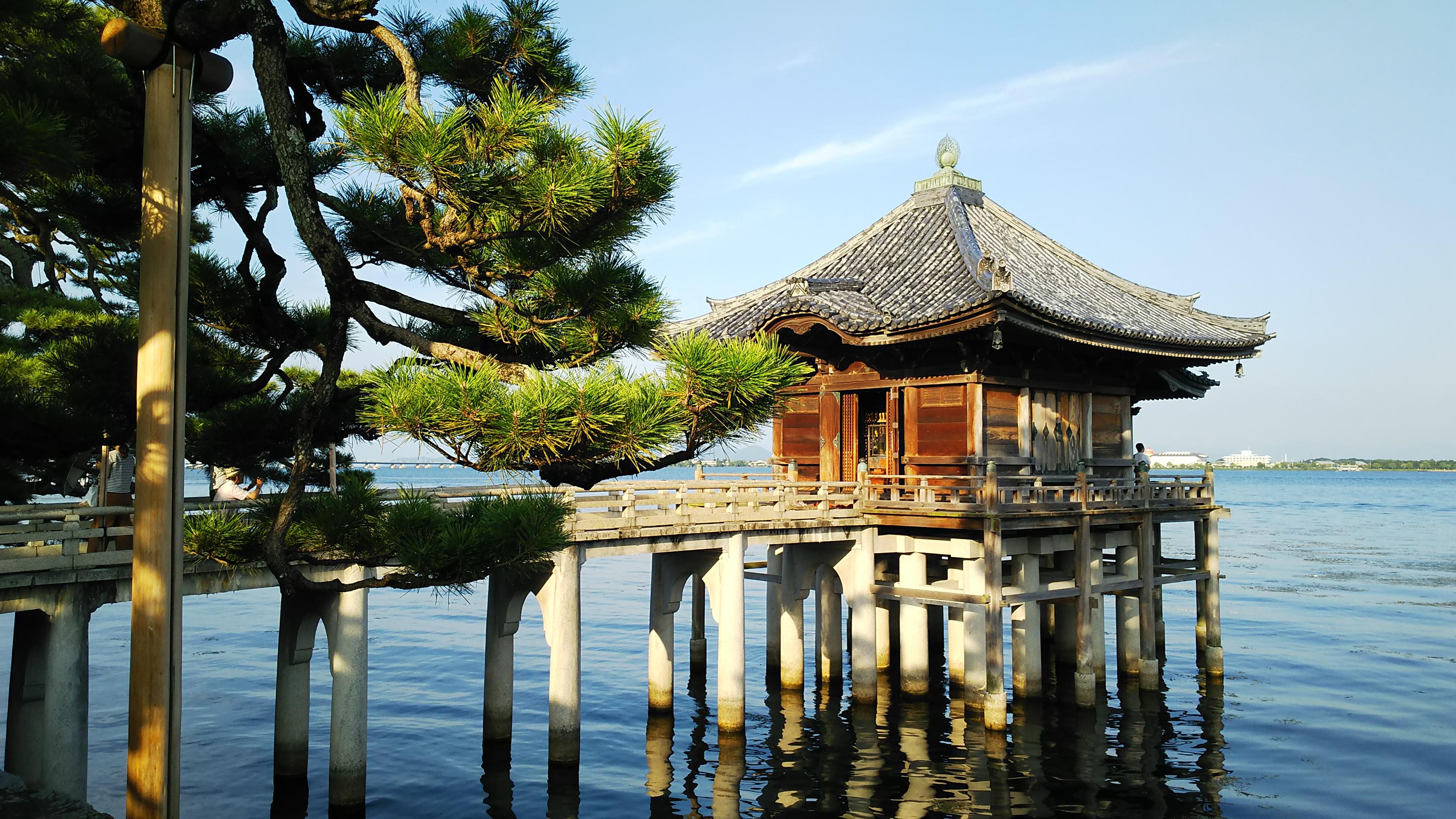 1200年の歴史~琵琶湖おごと温泉へ